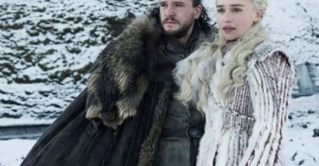These are the first photos of the final season of 'Game of Thrones'