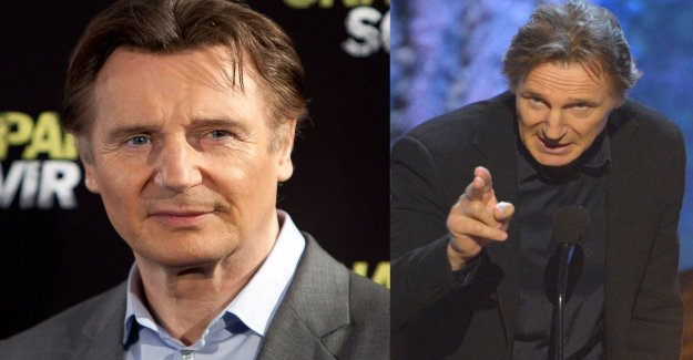 They want the porta Liam Neeson – after the shocking revelation