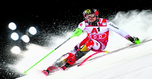 This Team makes Marcel Hirscher for the Dominator