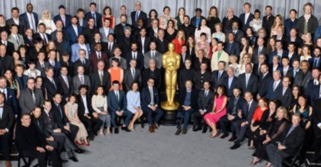 This is the Oscar Class Photo of 2019, you can be all the celebs are spotting?