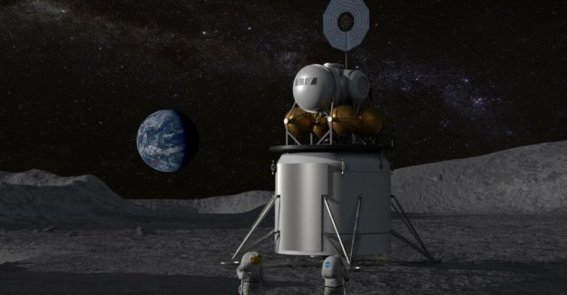 This time we are going to continue: NASA wants to go back to the moon and a permanent presence to develop