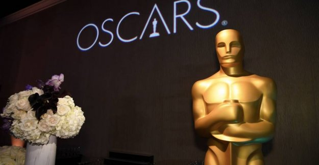 This year's Oscar show will be without a host