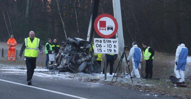 Three dead in traffic accident in Rosmalen