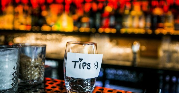 To tax of tipsen is for the best for you
