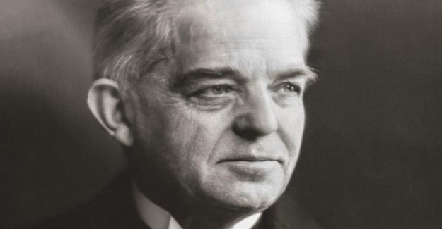 Today's album: Carl Nielsen with the same vådliga pulse in the 20-talsjazzen