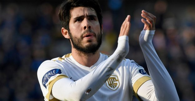 Toronto wants to Pozuelo a month in Genk let