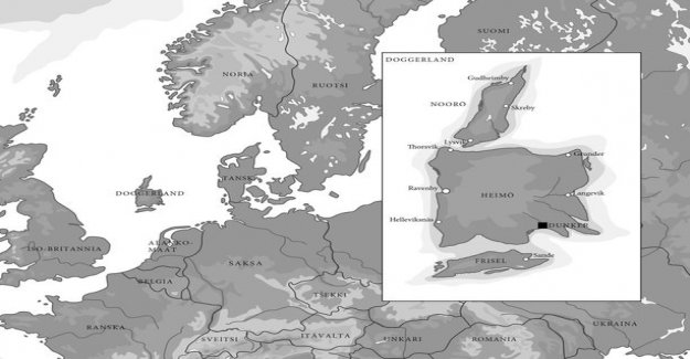Trade cooperation in January: Either you've been Doggerland? The mysterious island attracted to solve a murder mystery