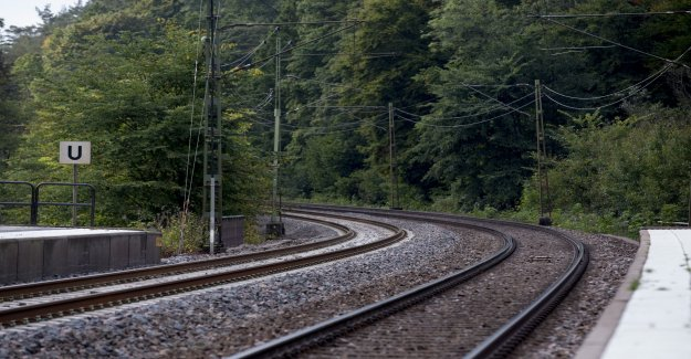 Train control systems postponed in eleven years