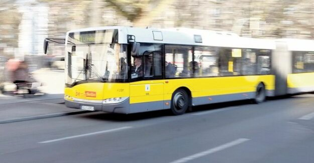 Transport in Berlin : BVG strike: This bus go anyway