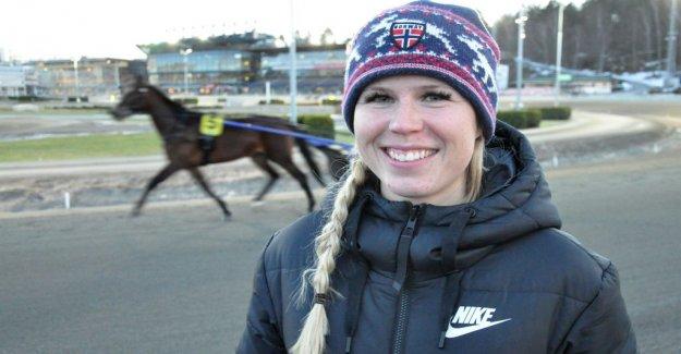 Travkometen: I am really horse-loving