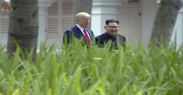 Trump: Kim will surprise many