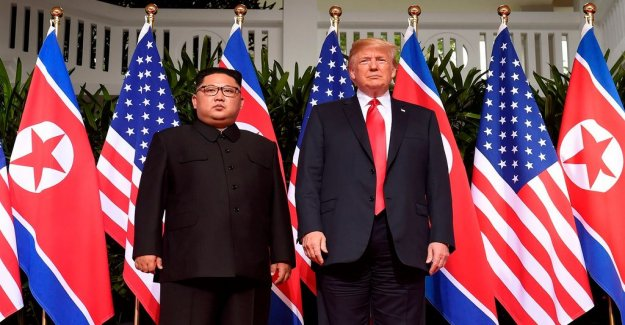 Trump and Kim meet in Vietnam in the end of February