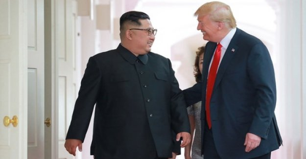 Trump announced the date for Meetings with Kim