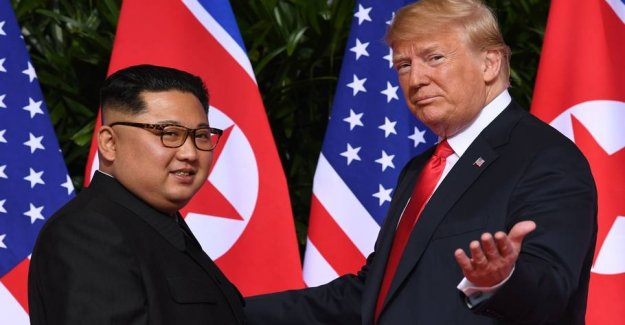 Trump has agreed to the new meeting with Kim Jong-un