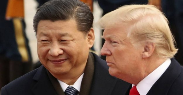Trump rejects handelssamtaler with the president of China before the 1. march