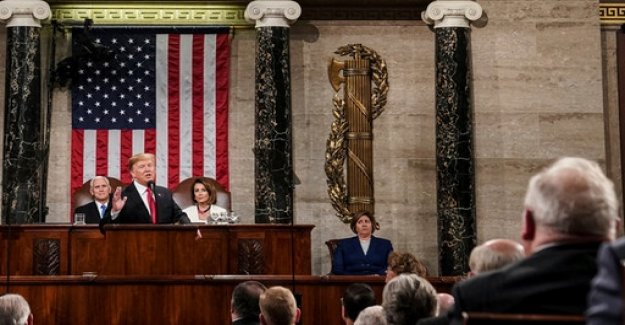 Trump's speech to the Nation has not convinced the Democrats
