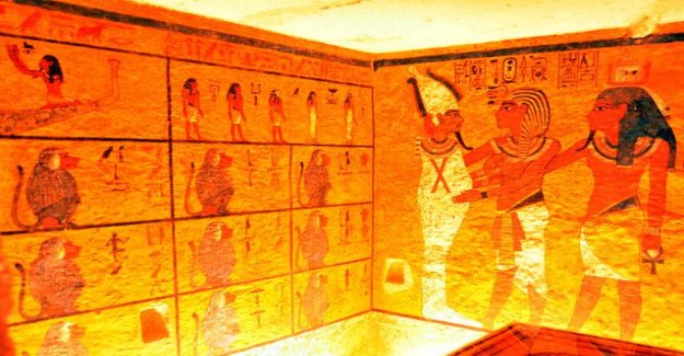 Tutankhamun's tomb can be reached again - years of repair operation to be completed