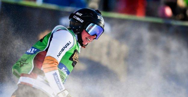 Twice Swedish on the podium in ski cross