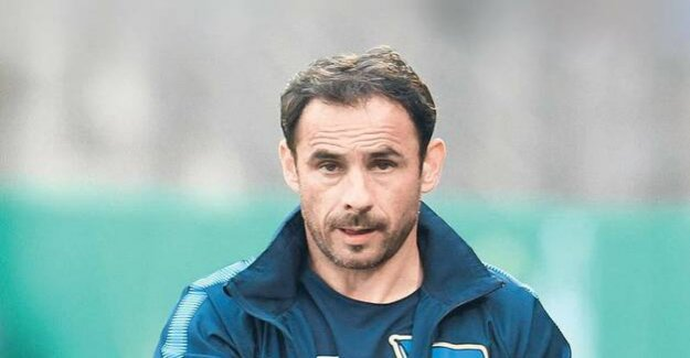 U-19 coach Michael Hartmann of Hertha BSC : Football-wise we don't have to hide