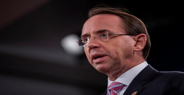 US Vice-Minister of justice, is to enter according to Insider back soon