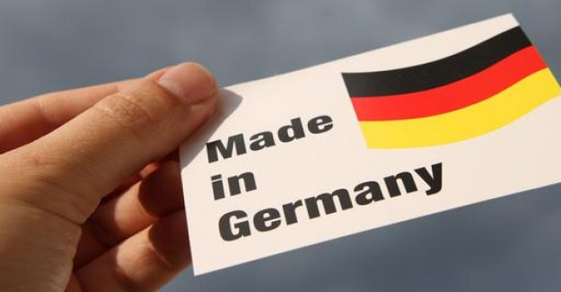 US remains the Top customer for Made in Germany