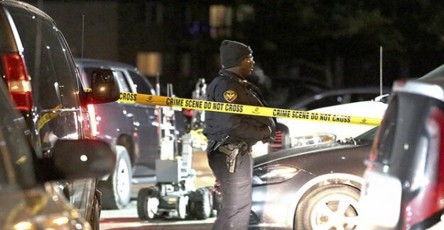 USA : Six Dead in shooting at factory in a suburb of Chicago