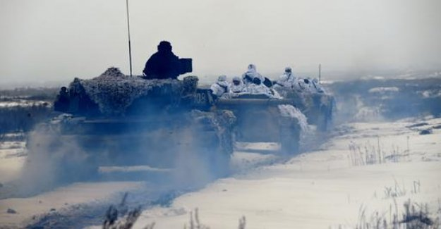 Ukraine and Russia: A fire-dangerous conflict