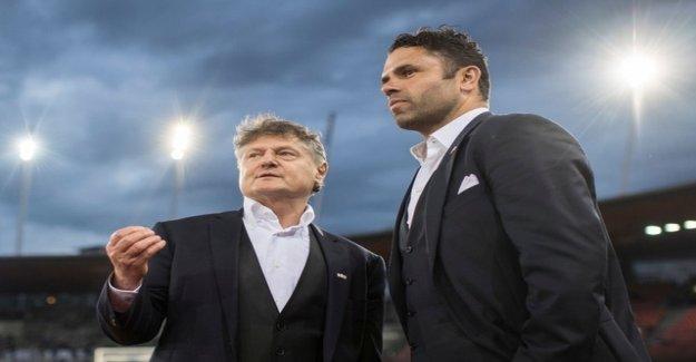 Uli Forte complains against FC Zurich