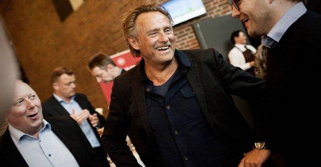 Unique OB-tribute to Lars Høgh