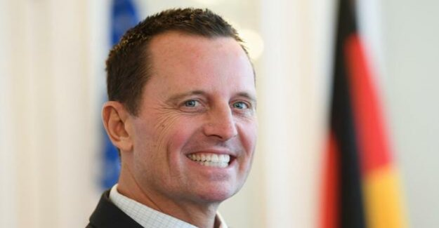 United Nations : Changes to U.S. Ambassador Grenell from Berlin to the UN?