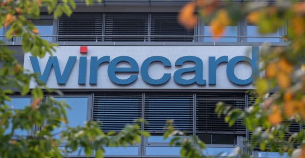 Unknown should have offered money for bad Wirecard press