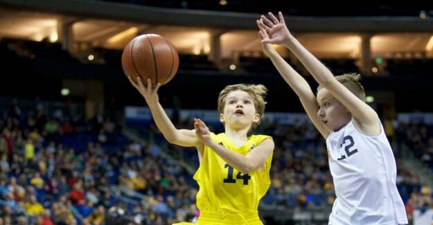 Unprecedented work of young people : As Alba, the largest basketball club in Germany was