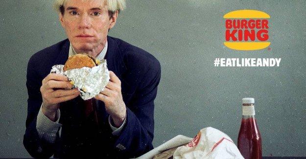 Ups! Burger King billboard would have McDonalds