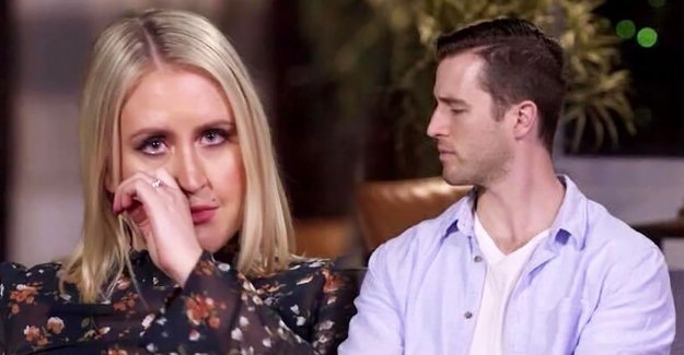Used and cracked: bride puts new man after only 2 weeks on the door in 'Blind Married Australia