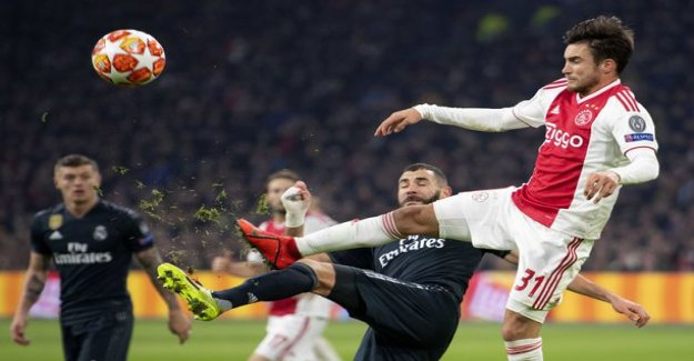 VAR-the verdict seething with Real Madrid in the game - the reigning champion rose to victory in the last minute