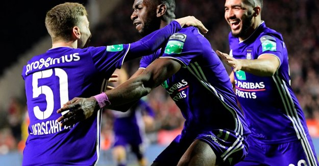 VIDEO. Anderlecht can still win on the move: Bolasie blasts of purple and white over Antwerp after very moderate contest