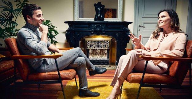 VIDEO. Experts in love: Chloé De Bie and Wim Slabbinck for NINA