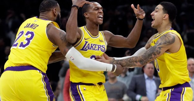 VIDEO. LA Lakers thanks to a buzzer beater over the Boston Celtics, James, and Irving together in the All-Star Game