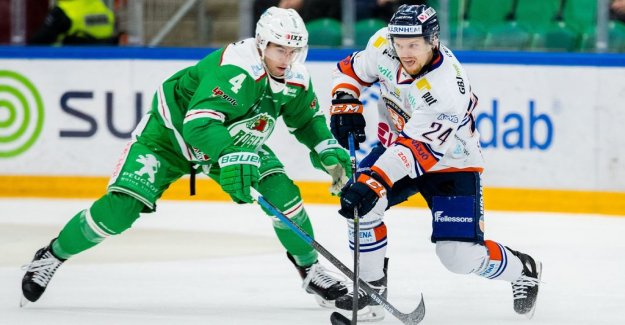 Växjö dropped to sixth straight loss