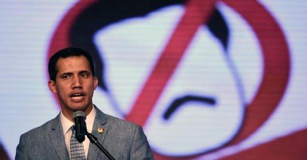 Venezuela: Guaidó warns of humanitarian disaster
