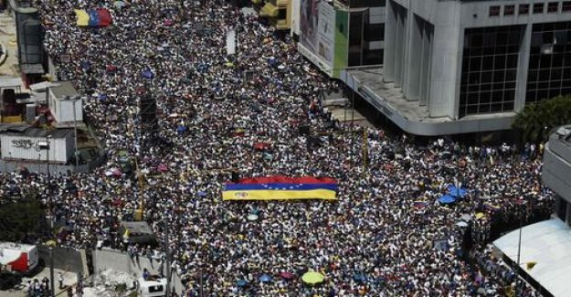 Venezuela in crisis: The struggle for humanitarian aid