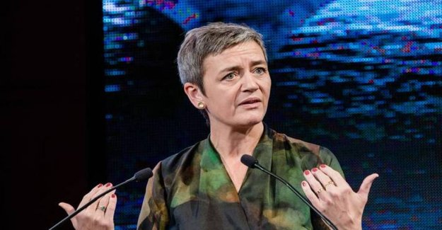 Vestager rejects German-French dream of toggigant