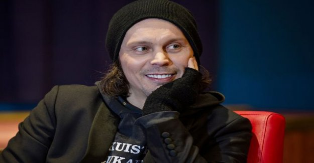 Ville valo of the fresh appearance of the Emma-gala talk was in social media - the singer commented stir: Long changes over long periods of time