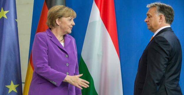 Visegrad countries : Merkel's delicate Mission in Eastern Europe