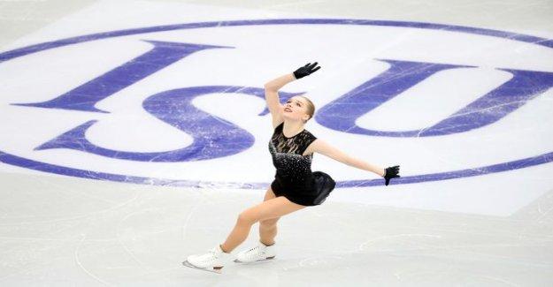 Viveca Lindfors stars - the Finnish figure skating's world team named
