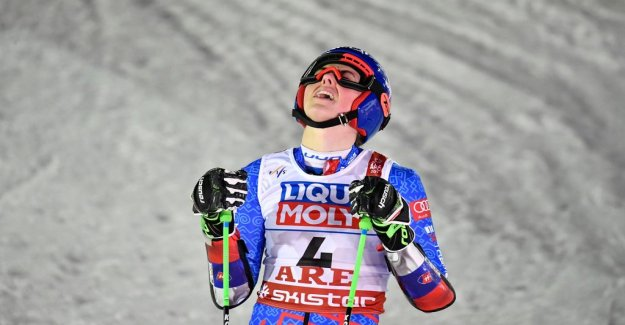 Vlhova won the historic world CHAMPIONSHIP gold medals – Two, seven right after strong climbing
