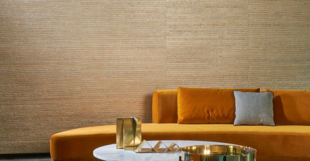 Wallpaper is hot: each decotrend has a paper version