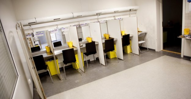 Want to stop America's first drug consumption rooms