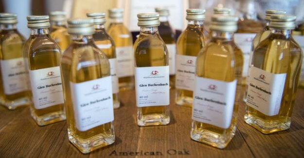 Whisky : No Glen and more from the Remstal