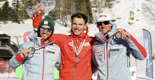 Won the world cup in telemark